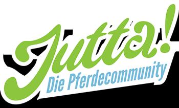 Jutta Logo Font und Claim